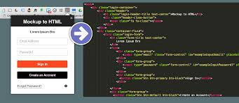 How To Go From Mockup To Code Quickly And Efficiently