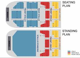 The Xx At O2 Apollo Manchester Support Act Seating Plan