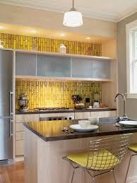 yellow kitchen decor, Naples Yellow Color Grey And Yellow Kitchen