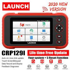 <b>LAUNCH X431 CRP129i</b> OBD2 Scanner Car Diagnostic Tool Tablet ...