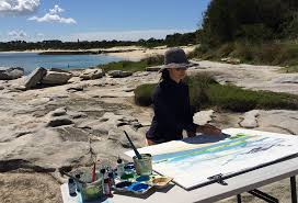 Gina Bruce - In Situ or in a Studio, Always Seeing Art Anew | The Culture  Concept Circle