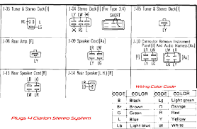 clarion wiring diagram thoughtexpansion net Clarion VX409 Manual at Clarion Vx409 Wiring Harness