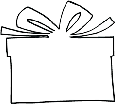 Gift Tag Coloring Page Present Coloring Page Preschool In Funny Gift Tag Pages With