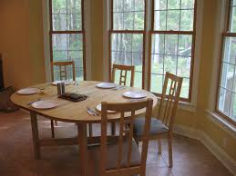 Round Kitchen Table Rustic Round Kitchen Table And Chairs Wood Kitchen Table With