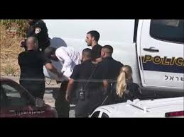 Yehoshua Mordechai Kroizer being arrested - YouTube