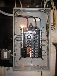 what your main electric panel says about the wiring in your home to