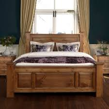 Super Kingsize Wooden Beds Handcrafted in the UK | Revival Beds