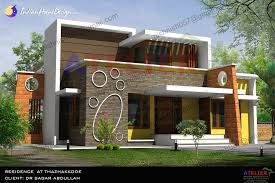Small Picture Single Floor Contemporary Indian Home Design in 1350 sqft by