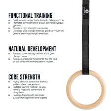 emerge gymnastics rings fitness