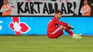 Düşüşe geçen Beşiktaş'ın yükselen kartalı: Günay Güvenç - Süper Lig  2014-2015 - Futbol - Eurosport