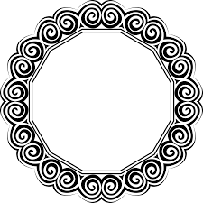 black and gold frame png. This Free Icons Png Design Of Abstract Black Frame 7 And Gold