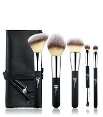 it cosmetics brush set heavenly must haves brush set case main image mac cosmetics brush set