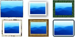 Add Frame To Photos Online Framer