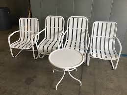 Powdercoated Iron Side Chair In Neon Orange  Furniture  Design Powder Coated Outdoor Furniture