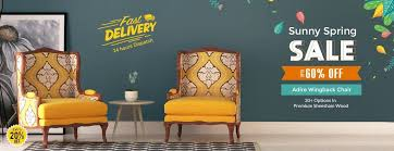 furniture online buy solid wood furniture for home online in india