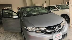 New 2017 Honda City Facelift In Pakistan