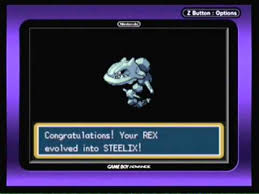 Lets Play Pokemon Firered Part 33 39 Rex Finally Evolves