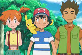 Pokémon anime's Brock and Misty reunion has a perfect, old-school callback  - Polygon