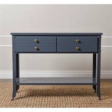 blue console table. Abbyson \u0027Antoni\u0027 Antiqued Blue Console Sofa Table - Free Shipping Today Overstock 16981781 W