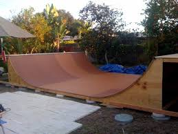 Custom Ice Rinks  Backyard Rink InstallationsHow To Build A Skatepark In Your Backyard