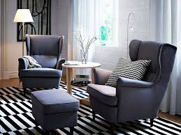 confetti avenue by charlotte hartwell ikea strandmon pink wing chair home sweet home armchairs living rooms and room