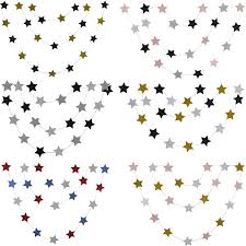 2019 Heap Banners 2m Happy Birthday Bunting Banners 5cm Star Paper Garland Wedding Decoration String Streamers Baby Shower Event Party Supplie From