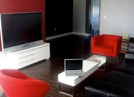 Red And Black Living Room Decorating Ideas  Home Design IdeasRed Black Living Room Decorating Ideas