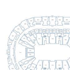 Blues Hockey Tickets Seating Chart Enterprise Center Interactive Hockey Seating Chart