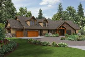 craftsman style ranch house plans with porches rustic craftsman regarding ranch craftsman home plans