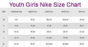 Training Pants Size Chart Girls Dry Core Studio Pant Black Youth S Black