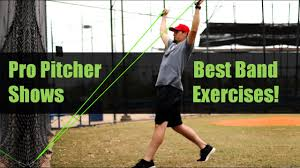 J Band Warm Up Routine For Pitchers Band Exercises That Work