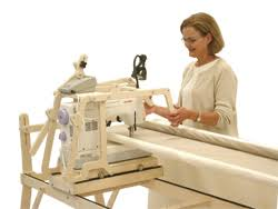 Grace Sturdy-Lite Machine Quilting System w/ FREE quilt design ... & Features: - 98