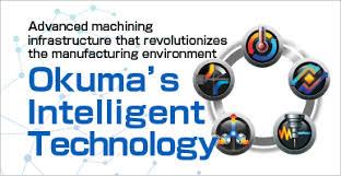 okuma logo. okuma\u0027s intelligent technology okuma logo