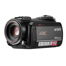 <b>Ordro AC5 4K</b> UHD12X <b>Digital</b> Video Camera FHD 24MP WiFi ...
