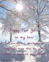 Happy New Year Sweet Quotes