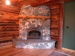 mantels creasey log homes