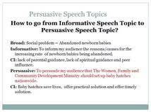 persuasive speech essay topics thesis statement on lowering the persuasive speech essay topics