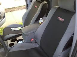 toyota tacoma truck seat covers for trd seat covers used tacoma world of toyota tacoma
