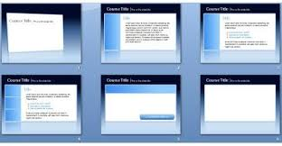 Creating Powerpoint Templates Create Your Own Free Powerpoint Template Easily