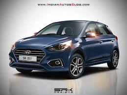 2018 hyundai i20. Unique Hyundai To 2018 Hyundai I20 Indian Autos Blog