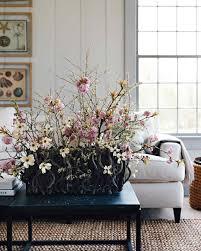 Decorating With Branches Floral Arrangement Ideas Martha Stewart