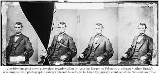 abraham lincoln ghost caught on tape. nara 530206apositive abraham lincoln ghost caught on tape o