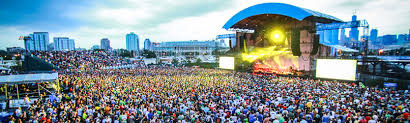 First Merit Bank Pavilion Seating Chart Huntington Bank Pavilion At Northerly Island Tickets And