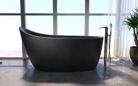 aquatex composite stone bathtub
