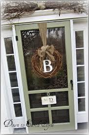 how to paint your front doordoor  Painted Storm Door Wonderful Front Door Storm Door Find