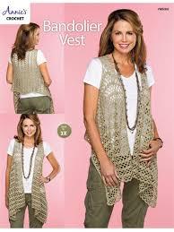 Crochet Vest Pattern