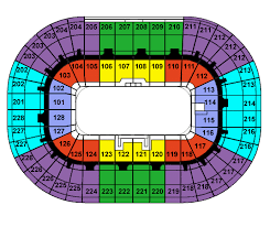 Joe Louis Arena Seating Chart With Rows Joe Louis Arena Seating Map Maps For You