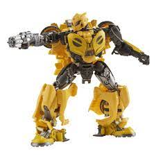 Transformers Studio Series 70 Deluxe Transformers: Bumblebee B-127 – Hasbro  Pulse