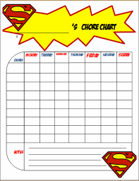 Chore Charts For Kids 9 Ways Your Kids Can Help Around The