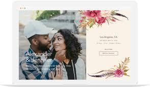 Wedding Website Template Simple Joy Best Wedding Websites Free Wedding Website